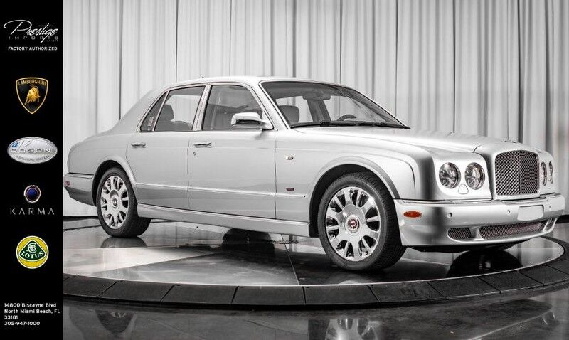 2005_Bentley_Arnage_R_ North Miami Beach FL