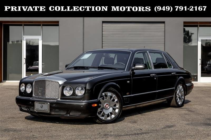 2005_Bentley_Arnage_RL Long Wheel Base (MSRP $355,131)_ Costa Mesa CA