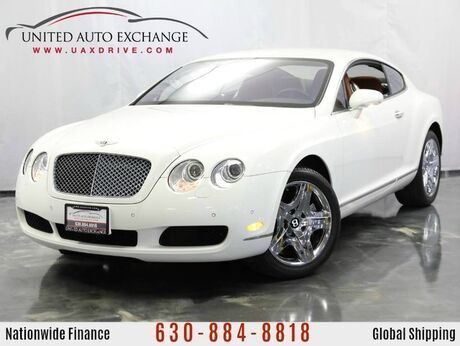 2005 Bentley Continental GT ** Low Miles ** Addison IL
