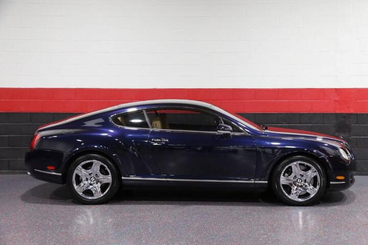 2005 Bentley Continental GT 2dr Coupe Chicago IL
