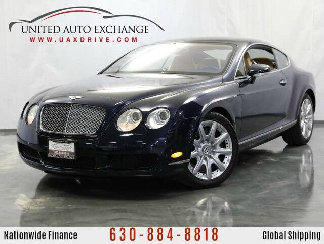 2005 Bentley Continental GT Addison IL