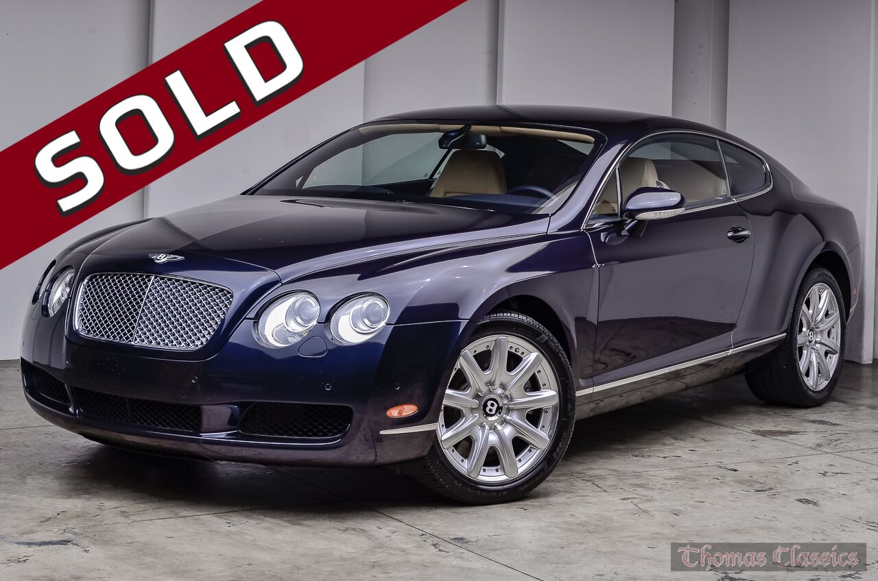 2005 Bentley Continental Gt Akron Oh 25280623