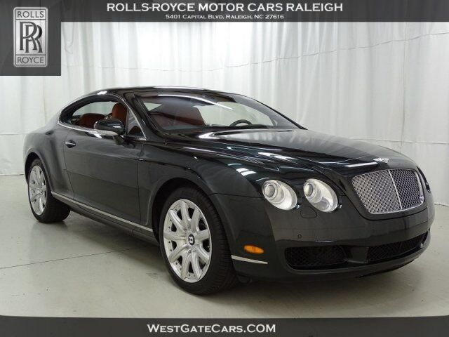 2005 Bentley Continental GT Base Raleigh NC