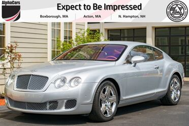 2005_Bentley_Continental_GT_ Boxborough MA