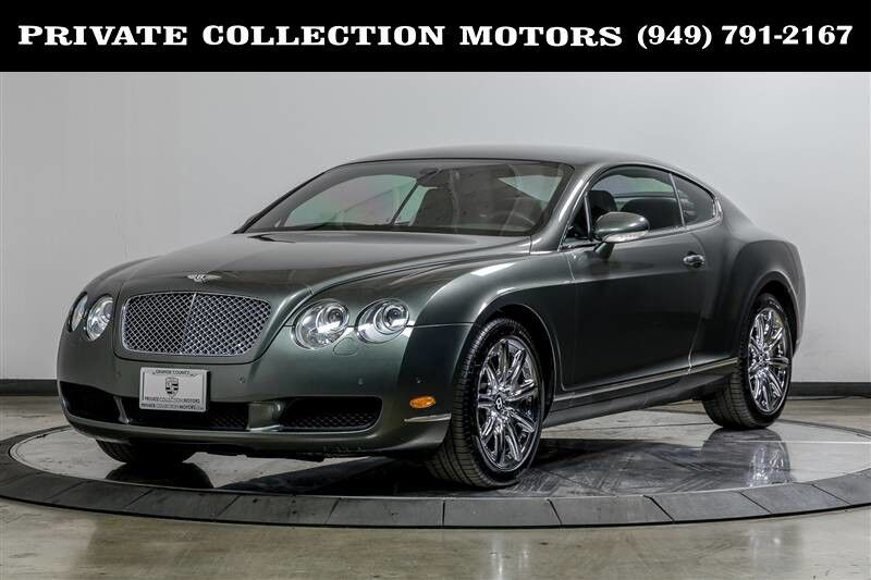 2005_Bentley_Continental_GT_ Costa Mesa CA