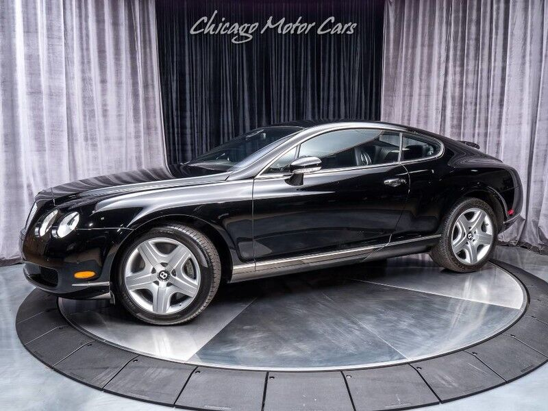 2005_Bentley_Continental_GT Coupe_ Chicago IL
