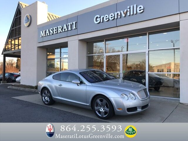 2005 Bentley Continental GT Greenville SC