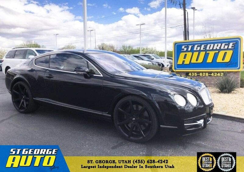 2005 Bentley Continental GT St George UT