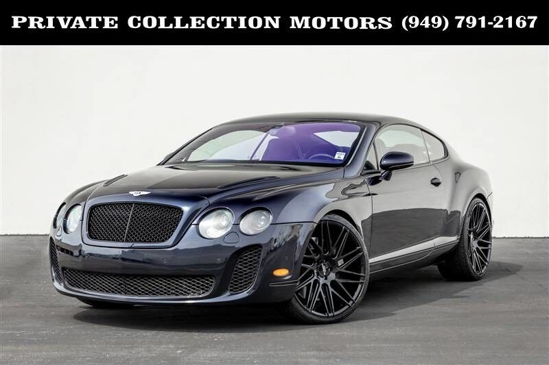 2005_Bentley_Continental_GT Supersports Look_ Costa Mesa CA