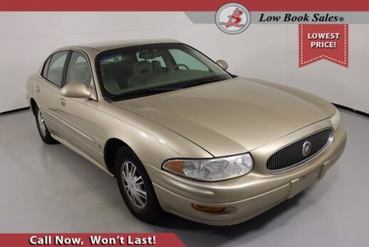 2005_Buick_LESABRE CUSTOM_Custom_ Salt Lake City UT