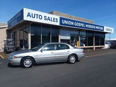 2005 Buick LeSabre Custom Spokane Valley WA