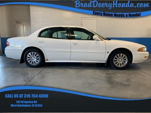 2005_Buick_LeSabre_Custom_ West Burlington IA