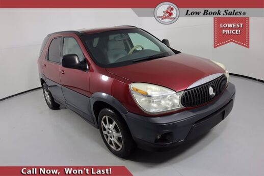 2005_Buick_RENDEZVOUS__ Salt Lake City UT