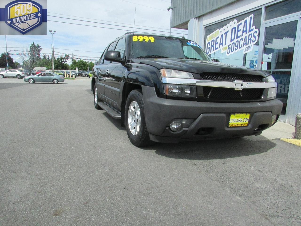 2005 CHEVROLET AVALANCHE K1500 LT Spokane Valley WA