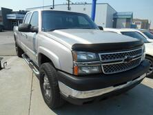 CHEVROLET SILVERADO 2500 HEAVY DUTY 2005