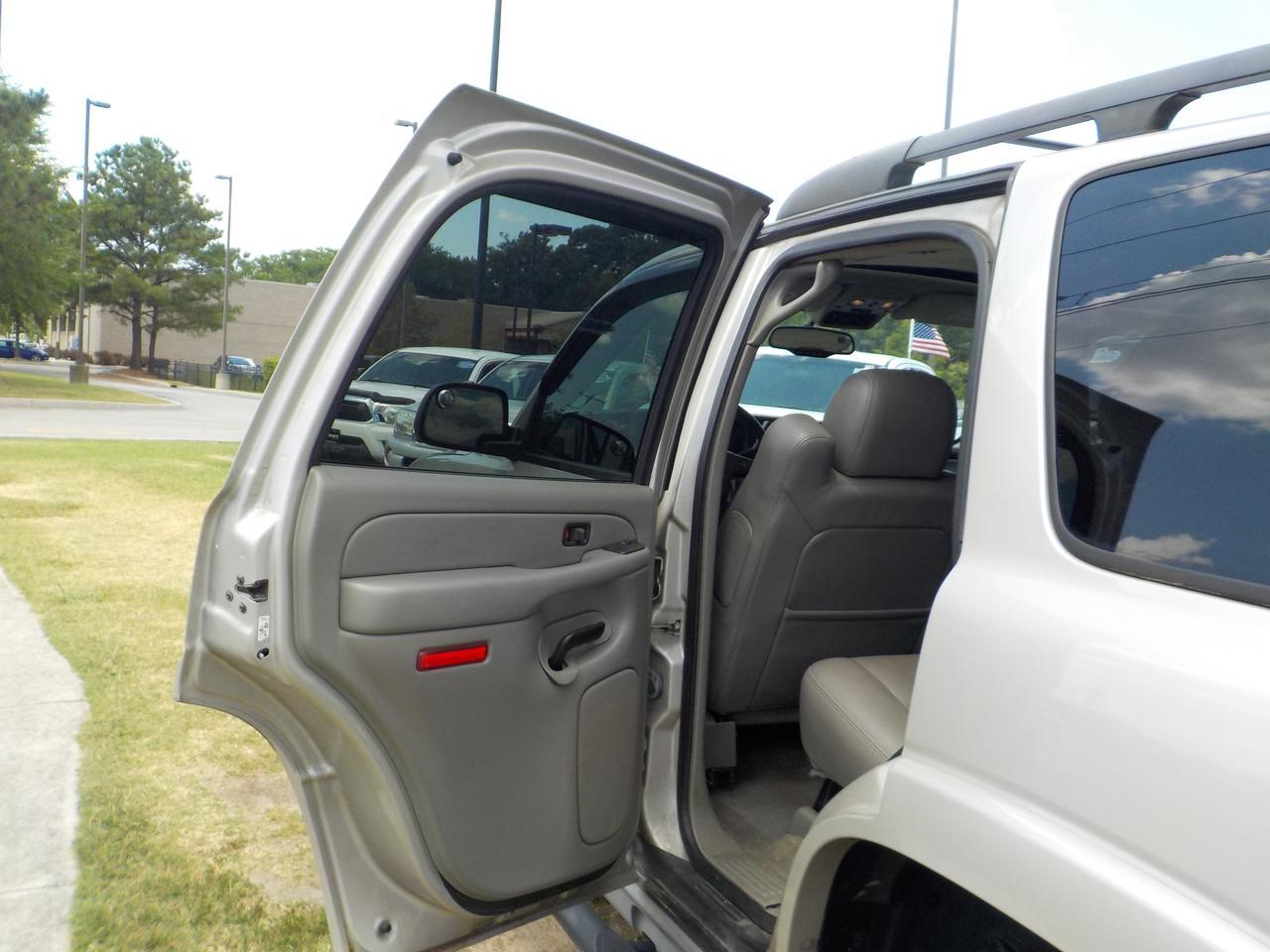 2005 CHEVROLET TAHOE LS 4X4, WHOLESALE TO THE PUBLIC, HEATED SEATS, 3RD ROW, TOW PKG, DVD PLAYER, BOSE SOUND! Virginia Beach VA
