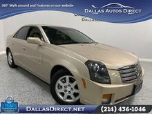 2005_Cadillac_CTS__ Carrollton  TX