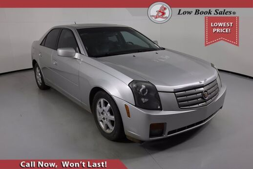 2005_Cadillac_CTS__ Salt Lake City UT