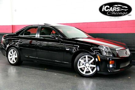 2005_Cadillac_CTS-V_4dr Sedan_ Chicago IL