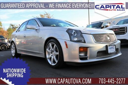 2005 Cadillac CTS-V Base Chantilly VA