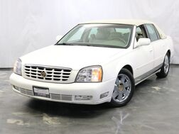 2005_Cadillac_DeVille_DTS / 4.6L V8 Northstar Engine / FWD / Sunroof / Heated and Ventilated Front Seats / Heated Steering Wheel / Parking Sensors_ Addison IL