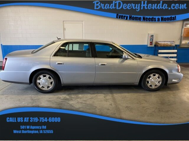 2005 Cadillac DeVille Livery West Burlington IA