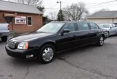 2005 Cadillac DeVille Professional (fleet-only