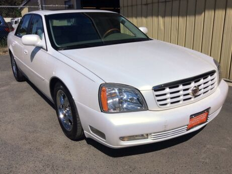 2005 Cadillac Deville DTS Spokane WA