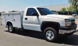 2005_Chevrolet_2500HD UTILITY SERVICE BODY RUST FREE AZ_VORTEC 6.0 V8 FLEET MAINTAINED_ Phoenix AZ