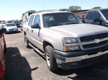 2005_Chevrolet_Avalanche_1500 2WD_ Muleshoe TX