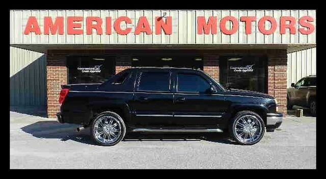 2005 Chevrolet Avalanche Z71 Brownsville Tn