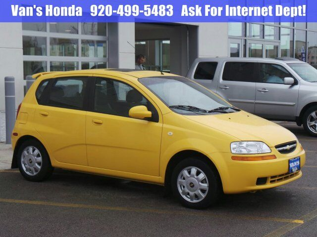 2005 Chevrolet Aveo LT Green Bay WI