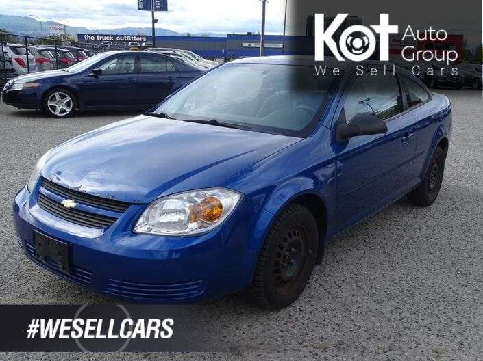 2005 Chevrolet Cobalt Aftermarket CD player with Bluetooth Kelowna BC