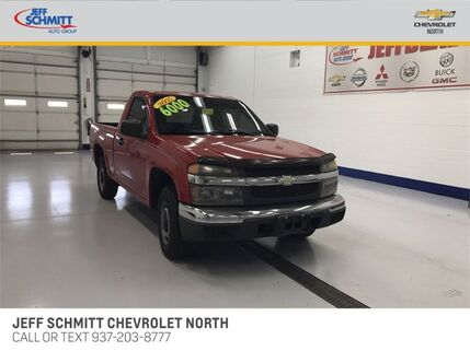 2005_Chevrolet_Colorado_LS_ Dayton area OH
