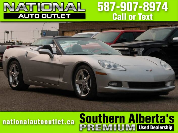 2005 Chevrolet Corvette  Lethbridge AB