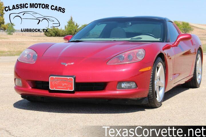 2005 Chevrolet Corvette  Lubbock TX