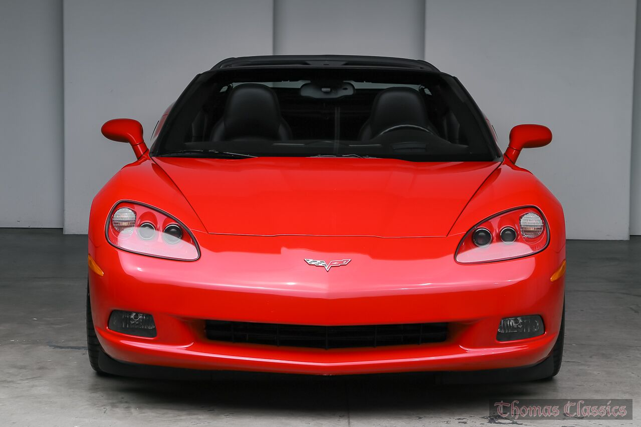 2005 Chevrolet Corvette 1SB Preferred Equipment Akron OH
