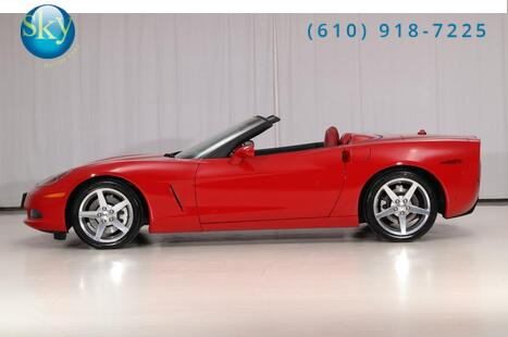 2005 Chevrolet Corvette Convertible West Chester PA