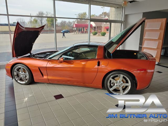 2005 Chevrolet Corvette Coupe Clarksville IN