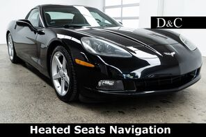 2005_Chevrolet_Corvette_Heated Seats Navigation_ Portland OR