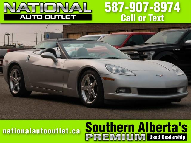 2005 Chevrolet Corvette Other Lethbridge AB