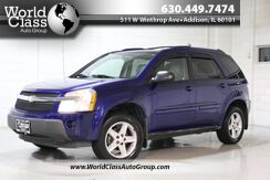2005_Chevrolet_Equinox_LT - AWD LEATHER INTERIOR SUN ROOF ALLOY WHEELS POWER SEATS POWER WINDOWS_ Chicago IL