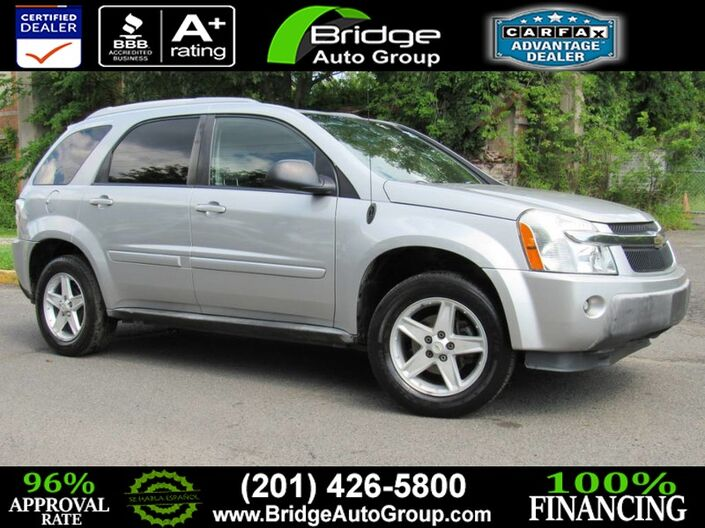 2005 Chevrolet Equinox LT Berlin NJ