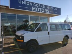 2005_Chevrolet_Express_3500_ Spokane Valley WA