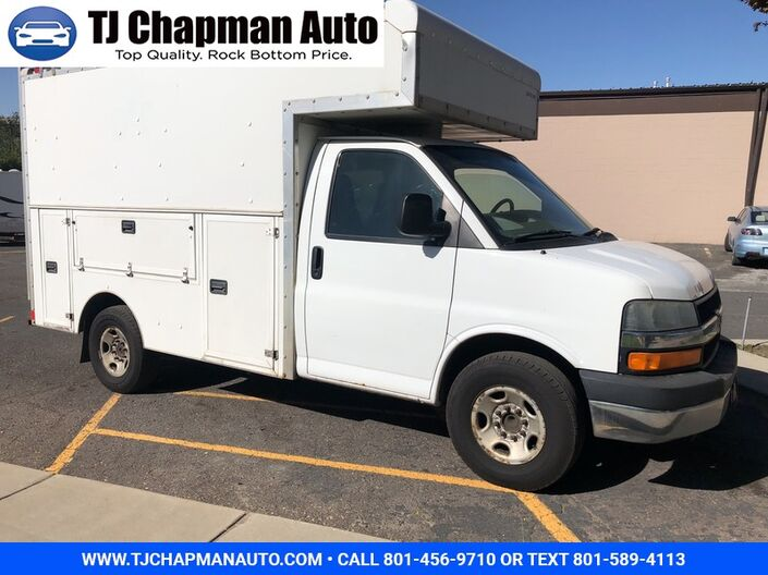 2005 Chevrolet Express Commercial Cutaway C6Y Salt Lake City UT