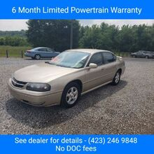 2005_Chevrolet_Impala_LS_ Piney Flats TN