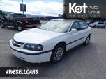 2005 Chevrolet Impala UNDER 100K KMS!! Great Condition