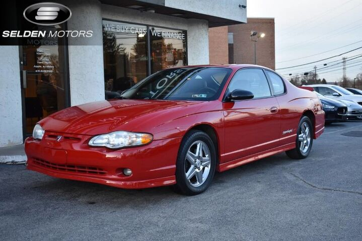 2005_Chevrolet_Monte Carlo_Supercharged SS_ Conshohocken PA