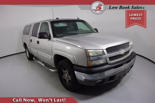2005_Chevrolet_SILVERADO 1500_Z71_ Salt Lake City UT