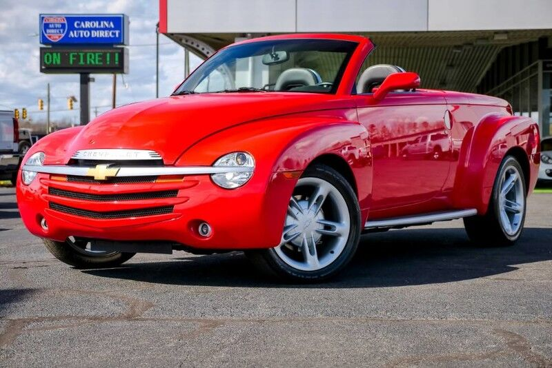 2005 Chevrolet SSR **LOW MILES** w/ Heated Seats Mooresville NC